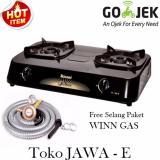 Rinnai Ri302S Selang Paket Winn Gas Paket Hemat Di Dki Jakarta