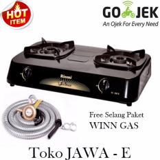 Harga Rinnai Ri302S Selang Paket Winn Gas Paket Hemat Yang Murah Dan Bagus