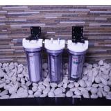 Toko Ronaco Full Set 3 Buah Filter Air Dengan Carbon Dan Sediment Lengkap Dki Jakarta