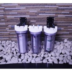 Toko Ronaco Full Set 3 Buah Filter Air Dengan Carbon Dan Sediment Terlengkap Dki Jakarta