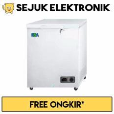 Spesifikasi Rsa Cf 100 Chest Freezer 100 Liter Putih Khusus Jadetabek Murah