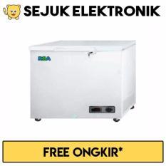 Harga Rsa Cf 330 Chest Freezer 330 Liter Putih Khusus Jadetabek Branded