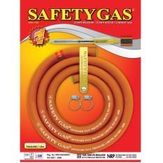 Harga Safety Gas Selang Paket Baja 103 Sbj Safety Gas Terbaik