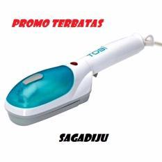 SAGADIJU Tobi Travel Steam Wand Brush & Iron Setrika Uap Portable New Model