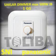 Saklar Dimmer Inbow Ib Panasonic 500W Wej57515 / Peredup Cahaya Lampu - 6Ea9de