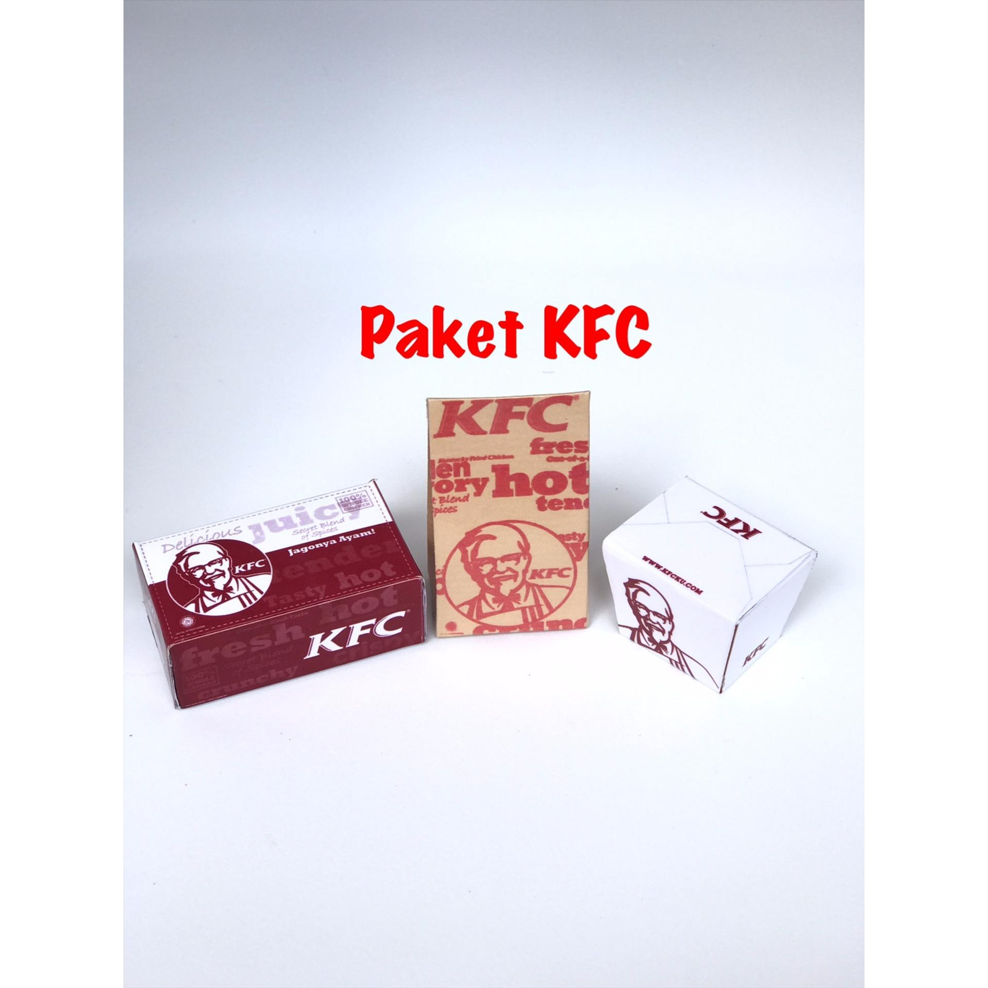 Penjualan Sakura 3PCS Paket KFC Magnet Kulkas terbaik murah - Hanya Rp40.568