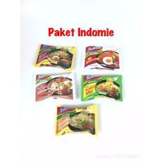 Sakura 5PCS Paket Indomie Magnet Kulkas