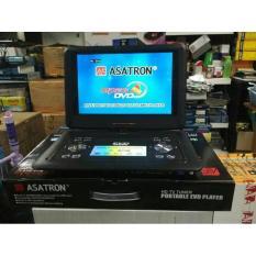 Sale!!!Portable Dvd Tv 14 Inch Asatron - Ab7596