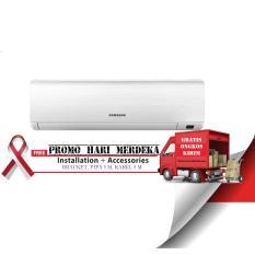 Samsung AC 1 PK AR09KRFLAWK - FREE Ongkir, Instalasi, & Material Jabodetabek