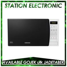 Samsung Microwave 20L Me731k - Hitam Putih - 6C73E3