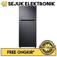Samsung RT38K5032BS Lemari Es / Kulkas 2 Pintu - 397 Liter (KHUSUS JADETABEK)