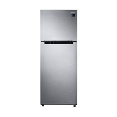 Samsung Refrigerator Kulkas 2 Pintu Twin Cooling Plus RT38K5032S8/SE - Kapasitas 384 Liter - Silver Gratis Pengiriman JABODETABEK dan Bandung