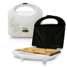 Sandwich Toaster Kirin Kst 360 Pemanggang Roti Selai Terbaru