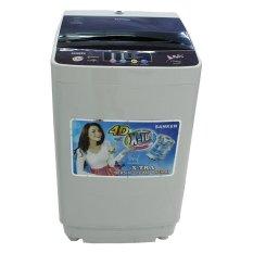 Berapa Harga Sanken Asw855Pp Mesin Cuci Top Loading 6 Kg Sakura Type Free Ongkir Jabodetabek Sanken Di Dki Jakarta