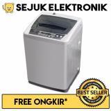 Review Tentang Sanken Aw S907 Mesin Cuci Top Loading 9 Kg Putih Hitam Khusus Jadetabek