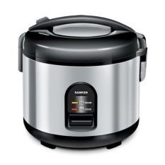 Sanken Magic Com, Magic Jar, Rice Cooker, Penanak Nasi 1.2 Liter Stainless – SJ150SP
