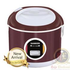 Sanken Magic Com, Magic Jar, Rice Cooker, Penanak Nasi Stainless 6in1 2 Liter Coklat – SJ3020