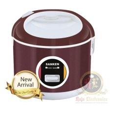 Sanken Magic Com Multifungsi 6 in1 – SJ3020 ( Premium Stainless Steel ) 2 liter