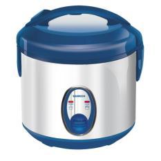 Sanken Magic Com, Rice Cooker, Magic Jar, Penanak Nasi Super Com Stainless 1 Liter – SJ120SP