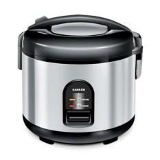 SANKEN Rice Cooker Stainless 1 Liter SJ-135 garansi resmi