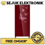 Harga Sanken Sk G180 Mr Kulkas 1 Pintu 180 Liter Merah Khusus Jadetabek Yang Murah Dan Bagus