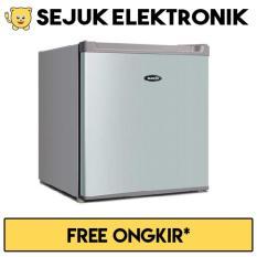 Sanken SN-118KEG Kulkas Portable 1 Pintu 60 Liter (Khusus Jadetabek)