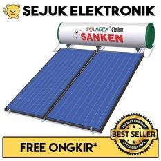 Sanken SWH-F300P Solar Water Heater 300 Liter Pemanas Air  (KHUSUS JADETABEK)