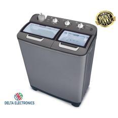 [gratis Ongkir] Samsung Mesin Cuci Front Loading Dengan Diamond Drum, 6.5 Kg - Ww65j3033lw/se By Lazada Retail Samsung