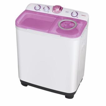 Sanken TW 9900 Mesin Cuci 2 Tabung 7 5 kg Putih Pink Khusus Jadetabek