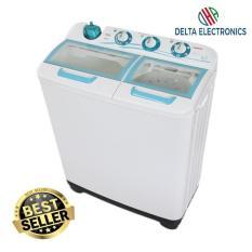 Jual Cepat Sanken Tw1122 Mesin Cuci 2 Tabung 9Kg Putih