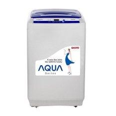 Sanyo 99XTF mesin cuci Top Loading 1 Tabung  - Putih