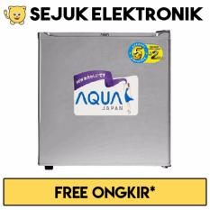 Beli Sanyo Aqr D50F Aqua Kulkas 1 Pintu Portable Silver Khusus Jadetabek Secara Angsuran