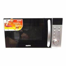Sanyo EMS1812S Microwave 17 Liter 400 Watt Digital