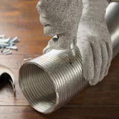 Sarung Tangan Elastis Lembut Halus Anti Potong Proyek Rumah Tangga