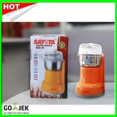 Iklan Sayota Penggiling Biji Kopi Coffee Grinder Sayota Scg 178