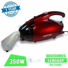 Toko Sayota Sv 809X Turbo Vacuum Cleaner Blower Merah Sayota Indonesia
