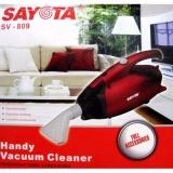 Sayota Vacuum Cleaner Penyedot Penghisap Debu Handy Vacum Sv 809 Asli