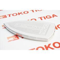 Sepatu Teflon Setrika Uap Listrik Silver Star / Magic Ironing Shoe
