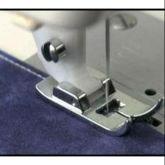 Sepatu ZigZag - All Purpose Foot 5mm untuk Mesin Jahit Portable