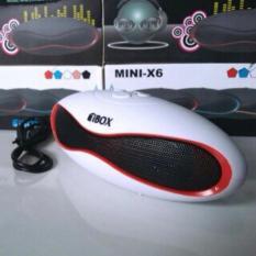 Sepeker Kerang Mini-X6 Ibox - D57dcd