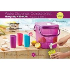 Set Outdoor Tumbler  Gelas Tupperware - 7775C7