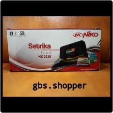 Setrika Niko Iron 333S