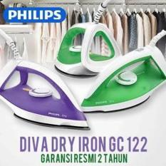 Setrika Philips Diva GC122 Garansi Resmi
