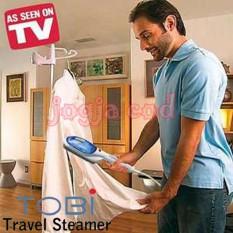 Setrika Uap Steamer Tobi Laundry Travel Iron