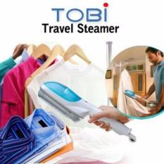 Setrika Uap Tobi/ Strika Uap/ Travel Steamer / Gosokan uap - Setrika Laundry Setrika Praktis Setrika Travel Aksesoris Travel