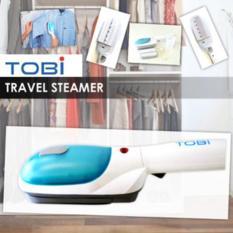 Setrika Uap Tobi / Travel Steamer / Laundry Iron Steamer As Seen On TV
