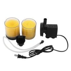 Shakalaka 3-In-1 Filter Akuarium Oksigen Air Pompa Submersible Umum Tank (Wp