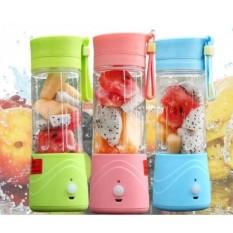 Shakeee N Goo Blender Portablee Rechargeablee Juicer / Juice Cup TERLARIS