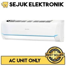 Sharp AH-A9SAY AC Split 1 PK New Jetstream Series R32 (KHUSUS JAKARTA)