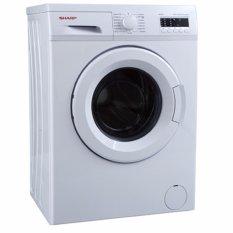 Sharp ES-FL872 Mesin Cuci Front Load 7 Kg - Putih - Khusus Jabodetabek